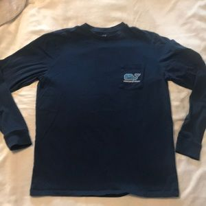 Vineyard Vines Long Sleeve T-shirt XL 18